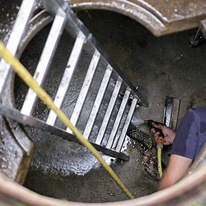 Kanalreinigung und Kanalsanierung sind nur zwei der Vielen Leistungen der Eiba Rohrreinigung.